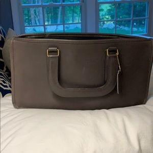 Coach Classic Rectangle Envelope Bag